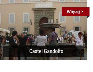 Przewodnik po Rzymie Castel Gandolfo