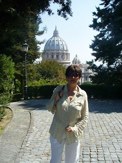 Przewodnik Rzym - p. Halina Kunicka